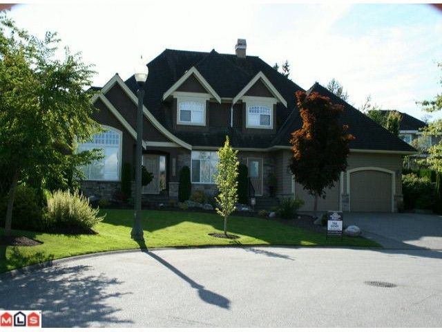 Main Photo: 15816 Somerset Crescent in Surrey: Morgan Creek House for sale (South Surrey White Rock)