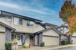 """Main Photo: 7 22865 TELOSKY Avenue in Maple Ridge: East Central Townhouse for sale in """"WINDSONG"""" : MLS®# R2626593"""