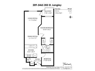 """Photo 20: 209 5465 203 Street in Langley: Langley City Condo for sale in """"Station 54"""" : MLS®# R2394003"""