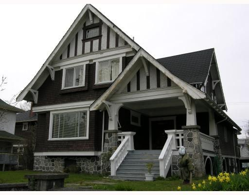 Main Photo: 355 W 13TH Avenue in Vancouver: Mount Pleasant VW House for sale (Vancouver West)  : MLS®# V762266