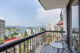 "Photo 11: 901 1146 HARWOOD Street in Vancouver: West End VW Condo for sale in ""The Lamplighter"" (Vancouver West)  : MLS®# R2376230"