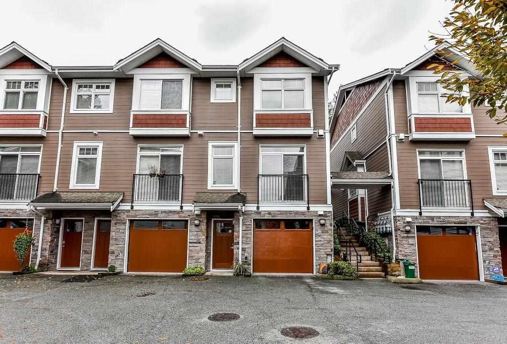 """Main Photo: 28 2689 PARKWAY Drive in Surrey: King George Corridor Townhouse for sale in """"ALLURE"""" (South Surrey White Rock)  : MLS®# R2619611"""