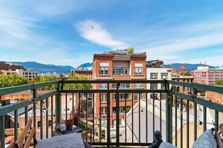 """Photo 14: 512 1 E CORDOVA Street in Vancouver: Downtown VE Condo for sale in """"CARRALL ST STATION"""" (Vancouver East)  : MLS®# R2476960"""