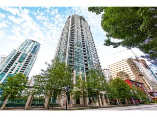 Photo 1: #3202-1239 West Georgia St in Vancouver West: Coal Harbour Condo for sale