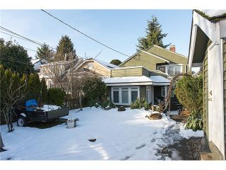 """Photo 18: 434 W 19TH AV in Vancouver: Cambie House for sale in """"Cambie Village"""" (Vancouver West)  : MLS®# V1049509"""