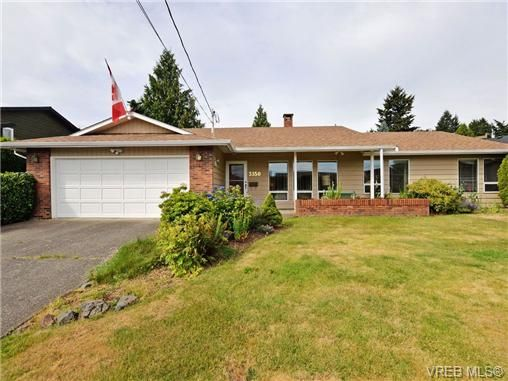 Main Photo: 3350 St. Troy Pl in VICTORIA: Co Triangle House for sale (Colwood)  : MLS®# 706087