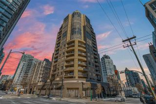 """Photo 2: 605 789 DRAKE Street in Vancouver: Downtown VW Condo for sale in """"Century Tower"""" (Vancouver West)  : MLS®# R2444128"""