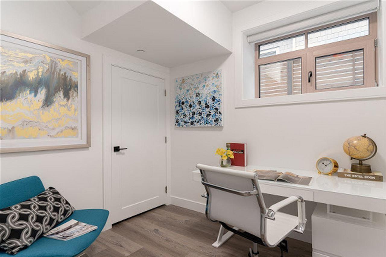 Photo 15: Photos: 3420 W 43RD Avenue in Vancouver: Dunbar 1/2 Duplex for sale (Vancouver West)  : MLS®# R2477291
