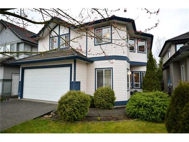 """Main Photo: 2927 PARANA Place in Port Coquitlam: Riverwood House for sale in """"RIVERWOOD"""" : MLS®# V939838"""