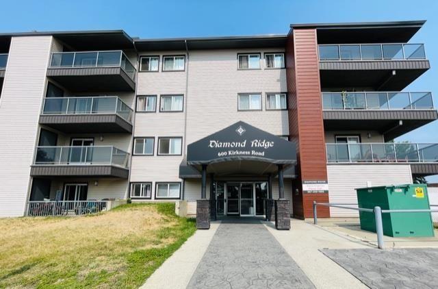 Main Photo: 308 600 KIRKNESS Road in Edmonton: Zone 35 Condo for sale : MLS®# E4265152