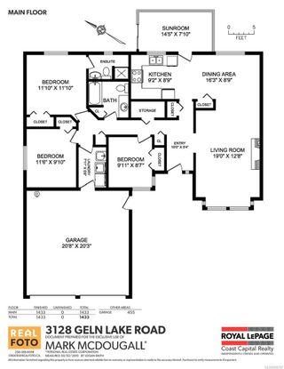 Photo 23: 3128 Glen Lake Rd in Langford: La Glen Lake House for sale : MLS®# 868787
