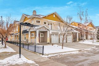 Main Photo: 1001 Patricia Landing SW in Calgary: Garrison Woods Row/Townhouse for sale : MLS®# A1075517