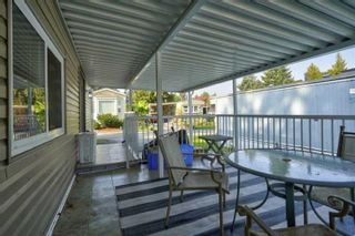 """Photo 17: 182 7790 KING GEORGE Boulevard in Surrey: East Newton Manufactured Home for sale in """"CRISPEN BAYS"""" : MLS®# R2616846"""