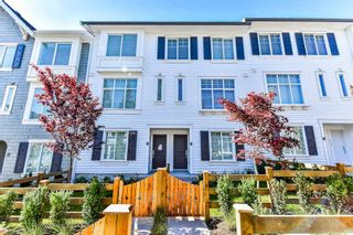 "Photo 1: 87 8130 136A Street in Surrey: Bear Creek Green Timbers Townhouse for sale in ""KINGS LANDING"" : MLS®# R2181174"