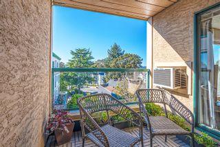 Photo 2: 404 3460 Quadra St in : SE Quadra Condo for sale (Saanich East)  : MLS®# 857032