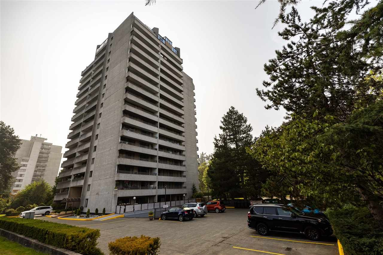 Main Photo: 1404 6595 WILLINGDON Avenue in Burnaby: Metrotown Condo for sale (Burnaby South)  : MLS®# R2530579