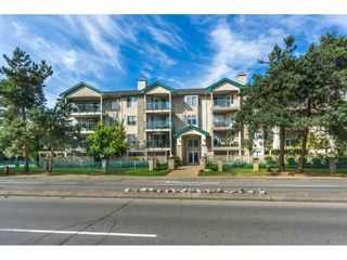 """Photo 1: 102 20433 53 Avenue in Langley: Langley City Condo for sale in """"COUNTRYSIDE ESTATES III"""" : MLS®# R2103607"""