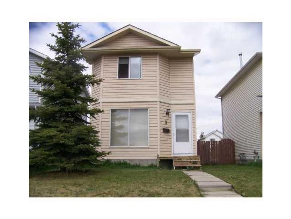 Main Photo: 9 Martinview Crescent NE in Calgary: Martindale Detached for sale : MLS®# A1146390