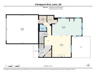 Photo 49: 4 Bridgeport Boulevard: Leduc House for sale : MLS®# E4254898