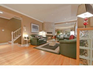 """Photo 3: 1743 RUFUS Drive in North Vancouver: Westlynn Townhouse for sale in """"Concorde Place"""" : MLS®# V1045304"""