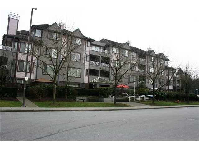 Main Photo: 305 1145 HEFFLEY Crescent in Coquitlam: North Coquitlam Condo for sale : MLS®# V861132