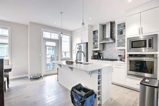 Photo 13: 213 Wentworth Row SW in Calgary: West Springs Row/Townhouse for sale : MLS®# A1123522