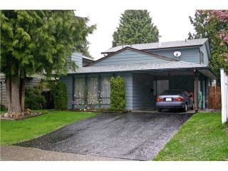 "Photo 1: 3239 MAYNE Crescent in Coquitlam: New Horizons House for sale in ""NEW HORIZONS"" : MLS®# V935409"