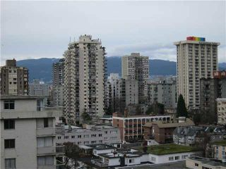 """Photo 14: 1402 1020 HARWOOD Street in Vancouver: West End VW Condo for sale in """"CRYSTALLIS"""" (Vancouver West)  : MLS®# V1103752"""