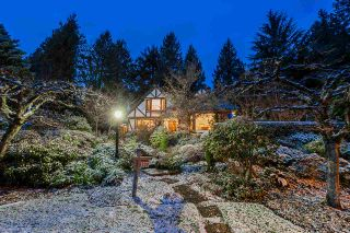 Main Photo: 1977 11TH Place in West Vancouver: British Properties House for sale : MLS®# R2541121