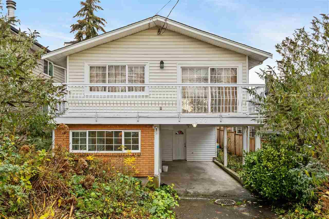 Main Photo: 379 KEARY Street in New Westminster: Sapperton House for sale : MLS®# R2520794