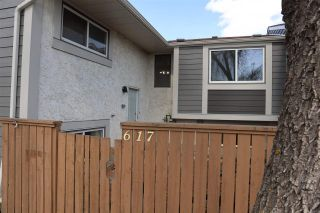 Photo 36: 617 WILLOW Court in Edmonton: Zone 20 Townhouse for sale : MLS®# E4240876
