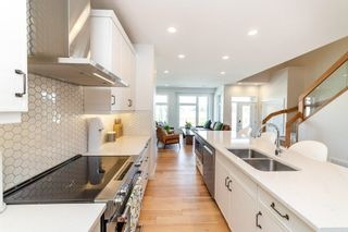Photo 13: 161 HAYS RIDGE Boulevard in Edmonton: Zone 55 Attached Home for sale : MLS®# E4260312