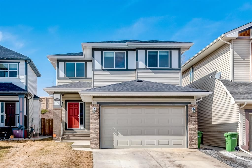 Main Photo: 139 Reunion Grove NW: Airdrie Detached for sale : MLS®# A1088645