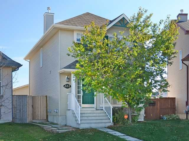 Main Photo: 222 Cramond Circle SE in Calgary: Cranston Residential Detached Single Family for sale : MLS®# C3639226