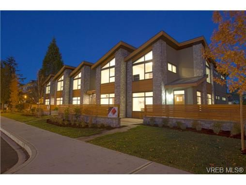 Main Photo: 4 2350 Henry Ave in NORTH SAANICH: Si Sidney North-East Row/Townhouse for sale (Sidney)  : MLS®# 706891