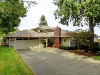 Photo 2: 4731 AMBLEWOOD Dr in VICTORIA: SE Cordova Bay House for sale (Saanich East)  : MLS®# 820003
