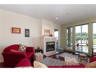 """Photo 3: # 204 2 RENAISSANCE SQ in New Westminster: Quay Condo for sale in """"THE LIDO"""" : MLS®# V1018101"""