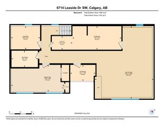 Photo 34: 6714 Leaside Drive SW in Calgary: Lakeview Detached for sale : MLS®# A1105048
