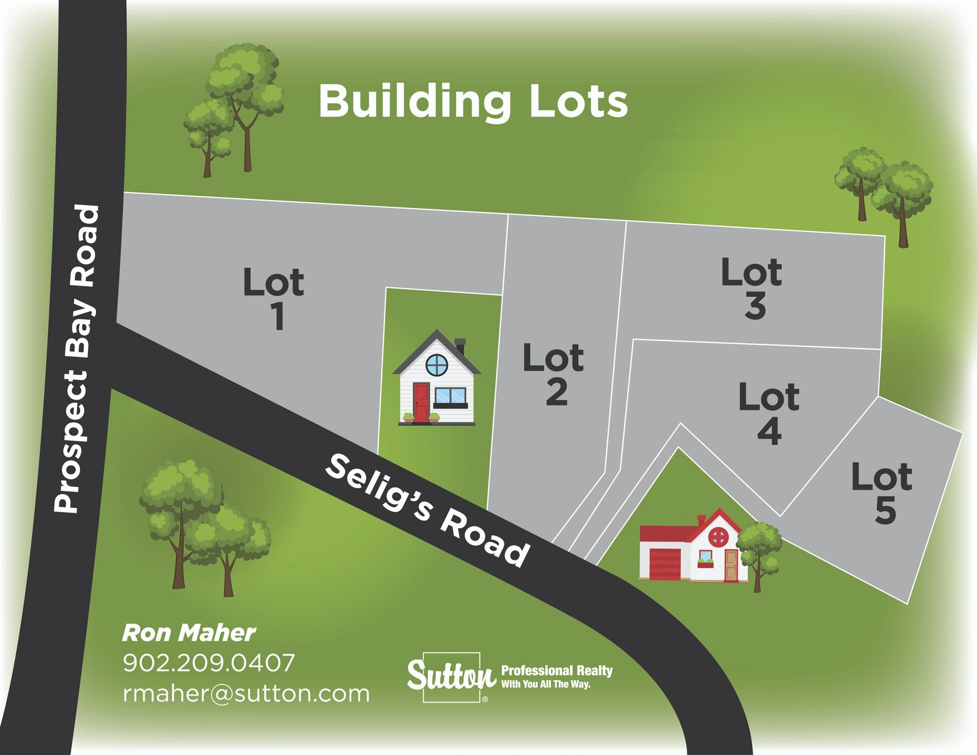 Main Photo: Lot 3 Seligs Road in Prospect: 40-Timberlea, Prospect, St. Margaret`S Bay Vacant Land for sale (Halifax-Dartmouth)  : MLS®# 202101455