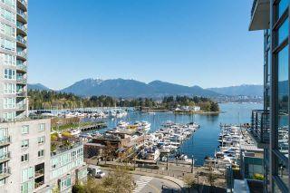 """Photo 4: 807 590 NICOLA Street in Vancouver: Coal Harbour Condo for sale in """"Cascina"""" (Vancouver West)  : MLS®# R2053139"""