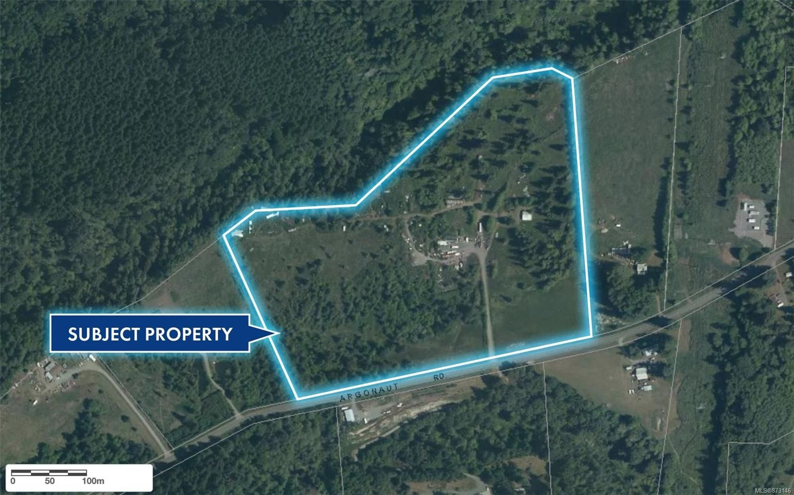 Main Photo: 4700 Argonaut Rd in : CR Campbellton Land for sale (Campbell River)  : MLS®# 873146
