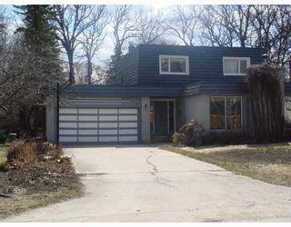 Photo 1: 88 SALME Drive in WINNIPEG: St Vital Residential for sale (South East Winnipeg)  : MLS®# 2805987