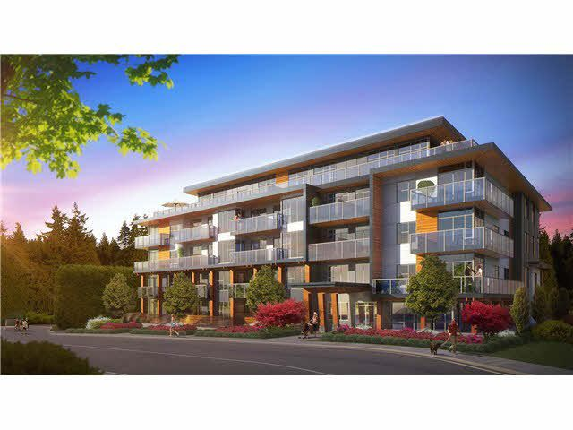 Main Photo: 202 1327 DRAYCOTT ROAD in : Lynn Valley Condo for sale : MLS®# V1136867