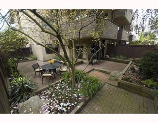 "Photo 9: 102 1250 W 12TH Avenue in Vancouver: Fairview VW Condo for sale in ""KENSIGNTON PLACE"" (Vancouver West)  : MLS®# V765341"