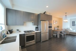 """Photo 4: 30 4588 DUBBERT Street in Richmond: West Cambie Townhouse for sale in """"OXFORD LANE"""" : MLS®# R2350007"""