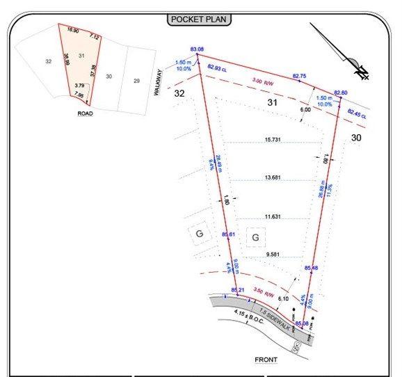 Main Photo: 33 Evermore Crescent: St. Albert Vacant Lot for sale : MLS®# E4227299