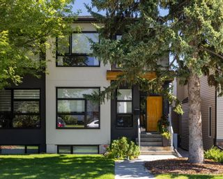 Main Photo: 2438 25A Street SW in Calgary: Richmond Semi Detached for sale : MLS®# A1153759