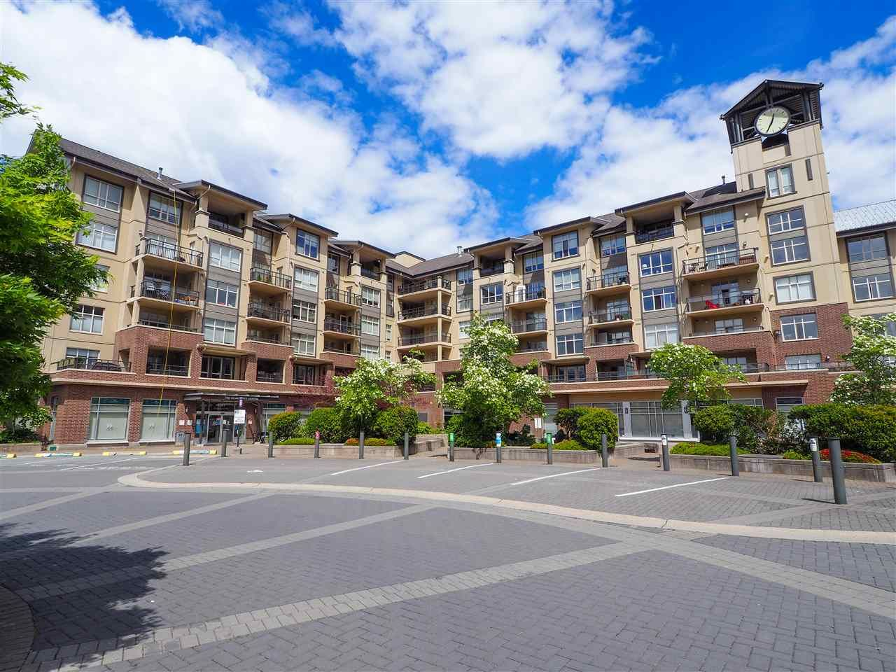 """Main Photo: 218 1211 VILLAGE GREEN Way in Squamish: Downtown SQ Condo for sale in """"Rockcliff"""" : MLS®# R2456399"""