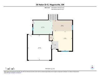 Photo 40: 36 East Helen Drive in Hagersville: House for sale : MLS®# H4065714