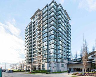 "Photo 1: 508 3111 CORVETTE Way in Richmond: West Cambie Condo for sale in ""Wall Centre Richmond"" : MLS®# R2530722"